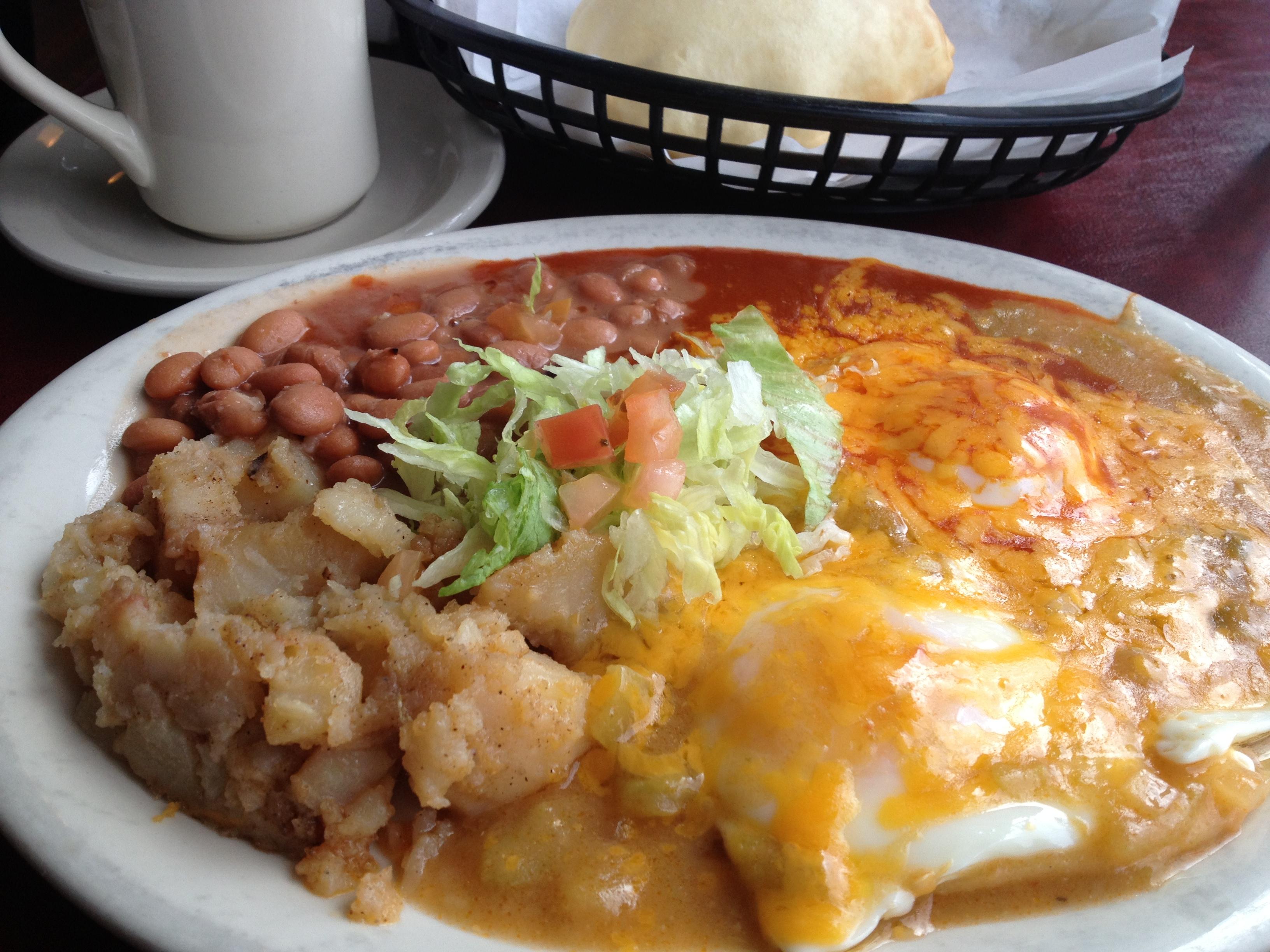 518she Huevos Rancheros in New Mexico Huevos Addiction