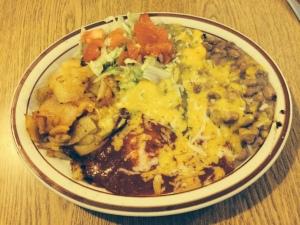 Western View Diner Huevos Rancheros